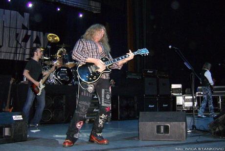 Thin Lizzy u Domu sindikata 04.10.2008.