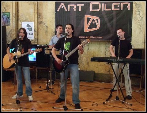 Promocija prvenca Art Dilera