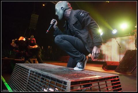 """Slipknot!"", ""Slipknot!"" vikala Arena"