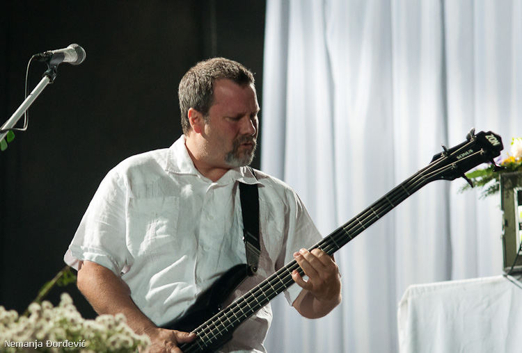 "Billy Gould (Faith No More): ""Vrlo mi je važno da učim nove stvari"""