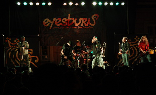 Eksplozivni koncert Eyesburna u Nišu