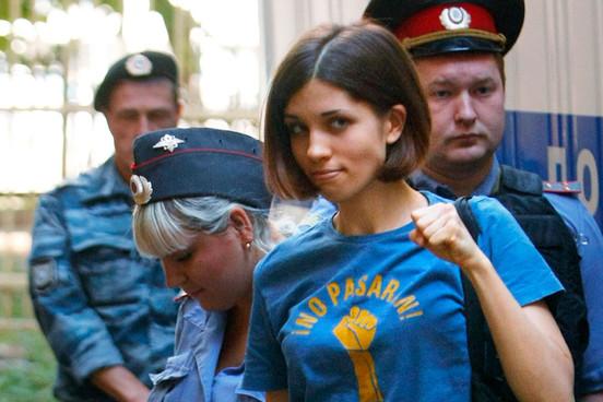 Članice Pussy Riot tuže Rusiju
