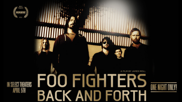Rockumentarnica: Foo Fighters - Back And Forth (2011)