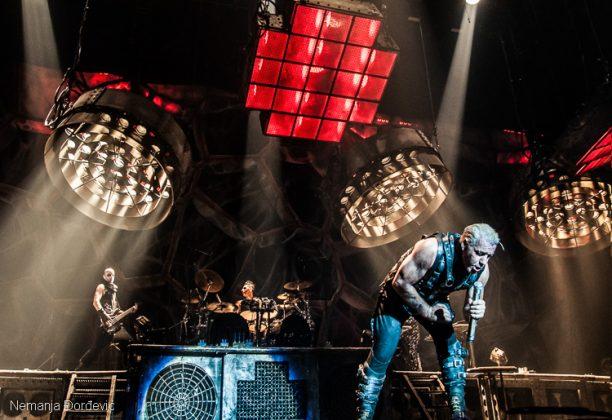 Album po album: Rammstein (1995 - 2009) - Nemački čekić