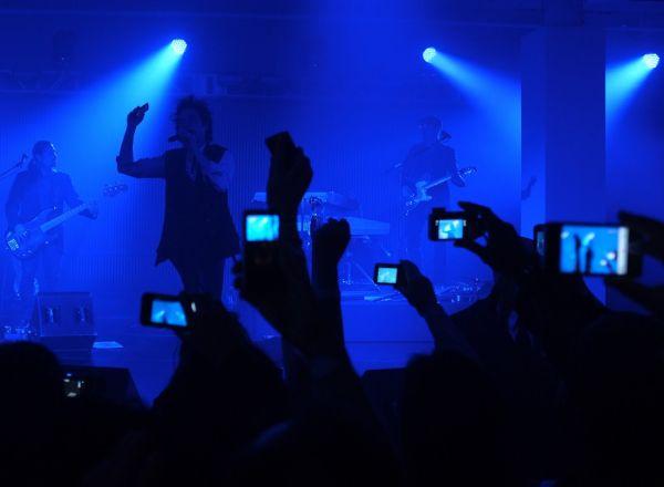 Smartphone na koncertu: Nekultura ili trend?