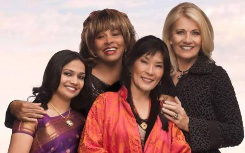 Tina Turner u spiritualnoj supergrupi