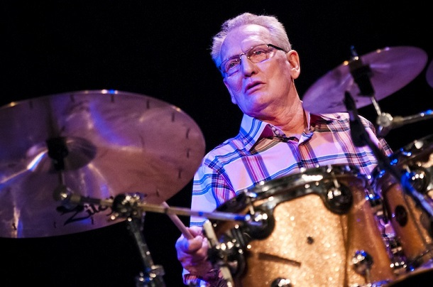 Ginger Baker & Jonas Hellborg Group