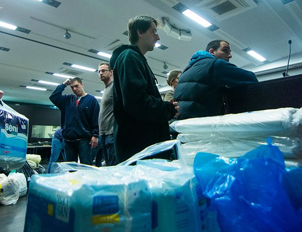Balkanrock donirali pomoć ugroženima od poplava
