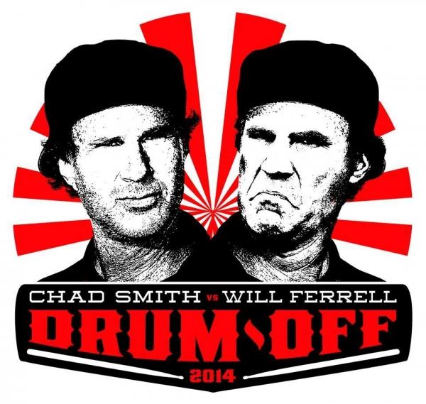 Chad Smith i Will Ferrell imali svoj bubnjarski okršaj (video)