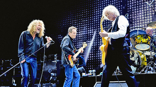 "Led Zeppelin objavili novu verziju ""Whole Lotta Love"" (video)"