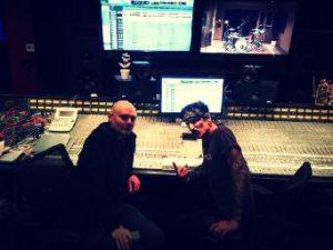 Korgan i Li u studiju