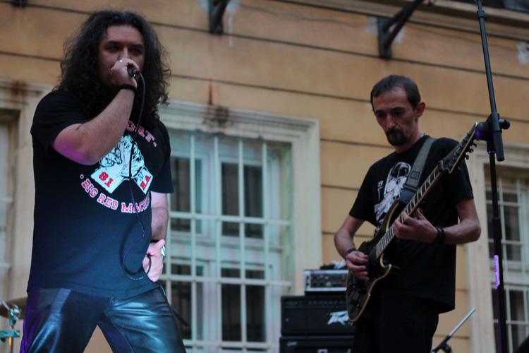 Puls bend, Čupin memorijal