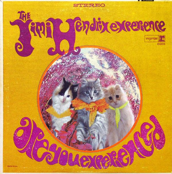 The  Jimi Henrix Experience
