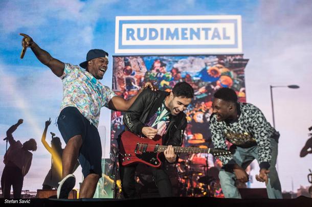 Rudimental na završnoj večeri Demofesta
