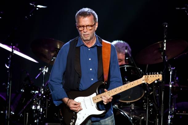 Eric Clapton najavio novi album