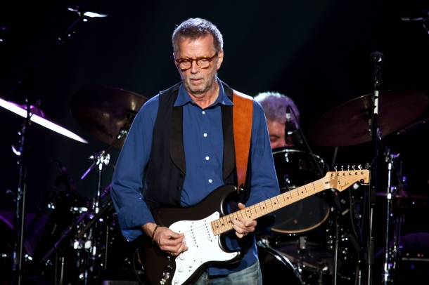 Majstori gitare: Eric Clapton