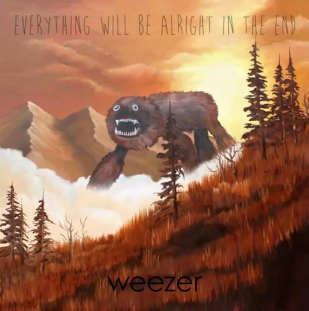 """Weezer otkrili """"monstruma"""" sa naslovnice albuma (audio)"""