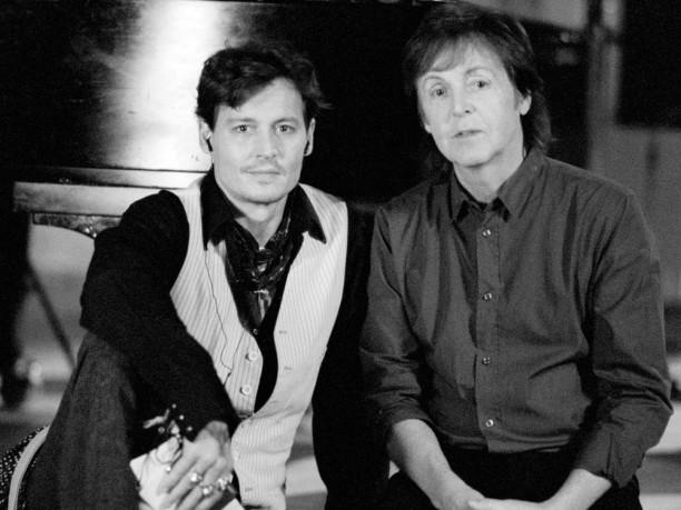 Johnny Depp gost u spotu Paula McCartneya