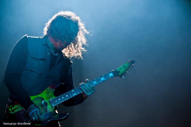 Kirk Hammett solira na novom albumu Exodusa