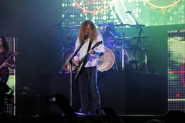Megadeth objavili naslovnu numeru novog albuma
