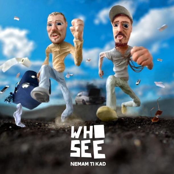 """Who See potpisuju CD izdanje albuma """"Nemam ti kad"""""""