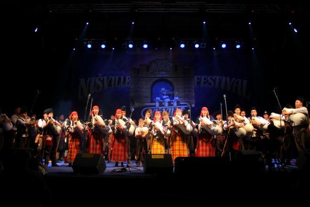 Nišville '14: Gajde, samba i jazz na otvaranju