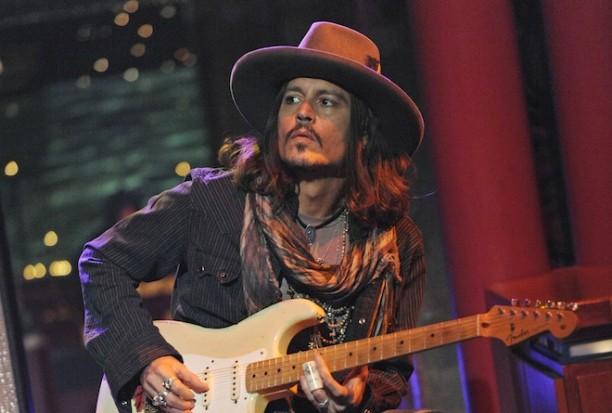 Johnny Depp gost na albumu zasnovanom na Bob Dylanovim tekstovima