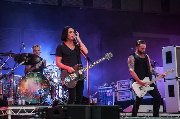 Placebo na ovogodišnjem INmusic festivalu u Hrvatskoj