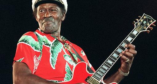 Poslušajte prvu posthumno objavljenu pesmu Chucka Berryja
