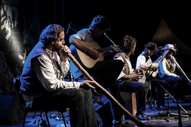 """""""Prijatelji Šabanu"""" otvorili Nišville jazz festival"""