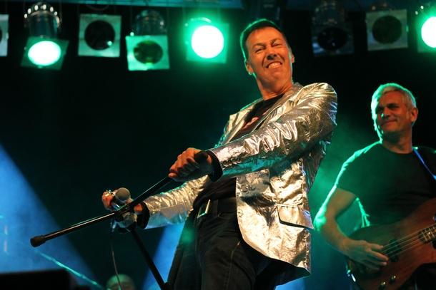 Medijana Balkanrock festival sa Blažom proslavio petu godinu postojanja