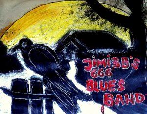 Jimi3Bs 666 Blues Band
