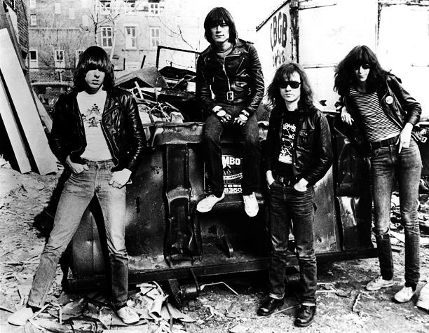 Otkrivanje skulpture grupe Ramones u Zagrebu