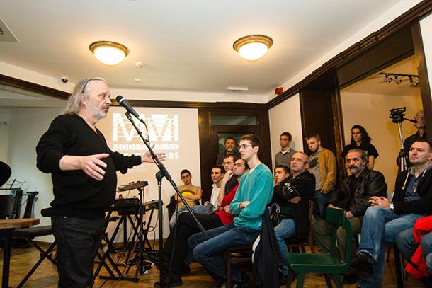Radionica klavijatura posvećena Lazi Ristovskom
