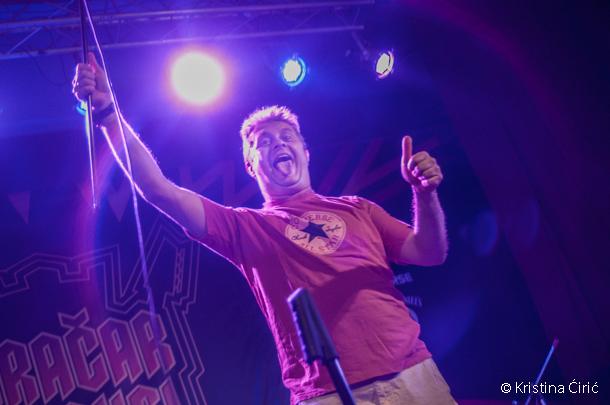 Pank rokačinom u Božidarcu Atheist rap proslavili rođendan