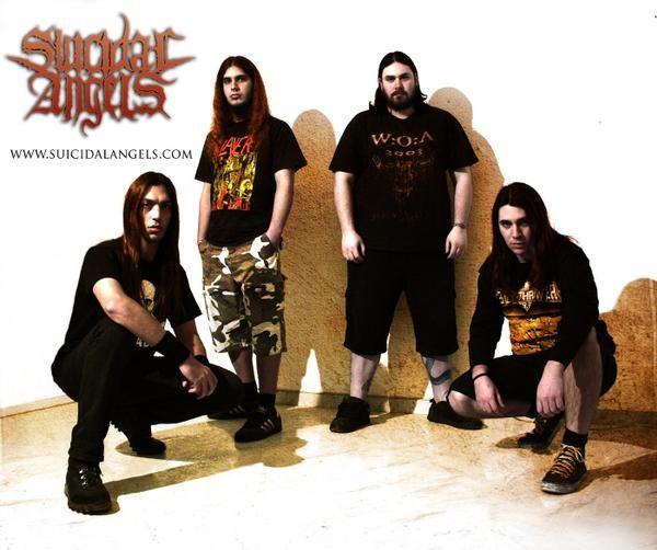 Suicidal Angels konačno u Srbiji