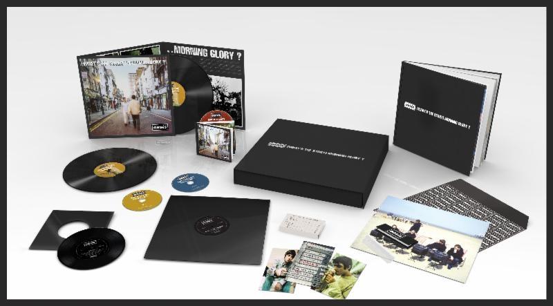 Oasis-boxset