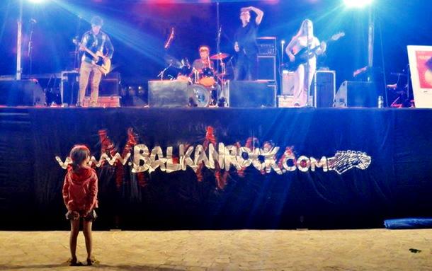 """8. rođendan Balkanrocka: """"Ovo je bilo samo zagrevanje"""""""