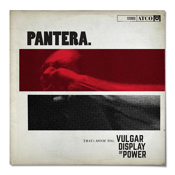 Pantera - Vulgar Display of Power (1992)