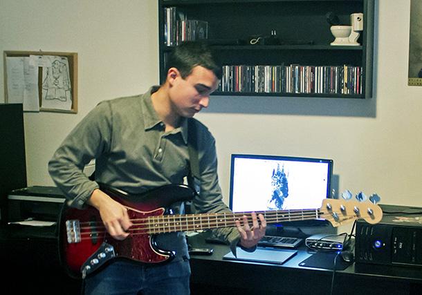 Šta muzičari slušaju: Luka Stojanović (Paydo Komma)