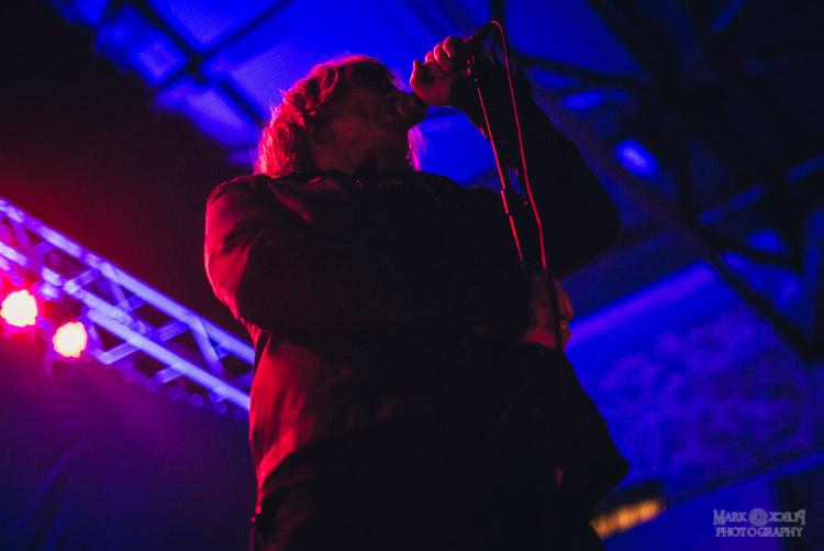 Mark Lanegan - audio postavka u umjetničkoj galeriji
