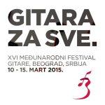 """""""Guitar Art"""" festival pokrenuo kreativni konkurs pod sloganom """"Gitara za sve"""""""