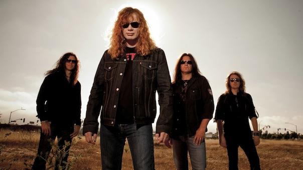 Megadeth objavili novu pesmu