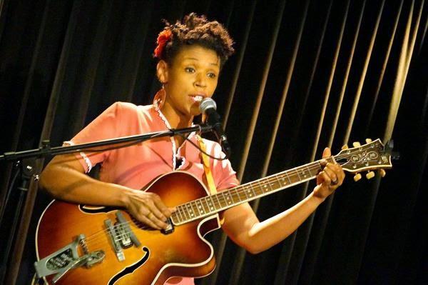Carmen Souza na Nišville jazz festivalu