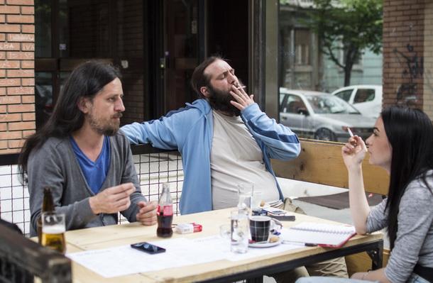 """Ilija Duni i Trajče Nikolovski (Ti): """"Ne postoji mikrofon za emocije"""""""