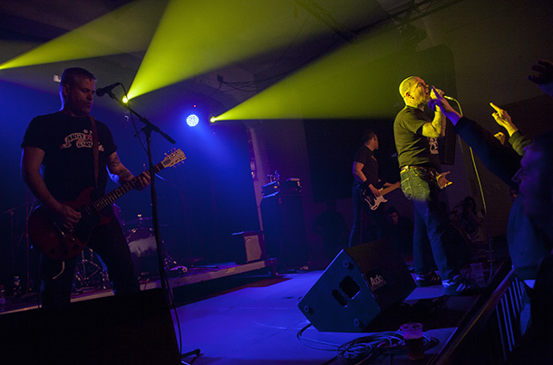 Street Punk veče uz Bishops Green u Fabrici