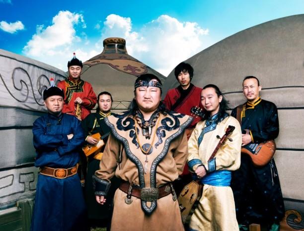 hanggai tour