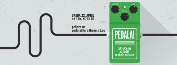 pedala