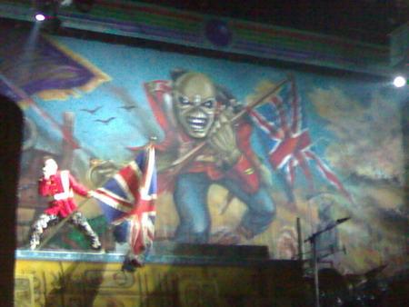 Iron Maiden u Beogradskoj Areni