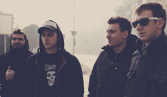 Punk fešta uz Noviot Pochetok u Novom Sadu